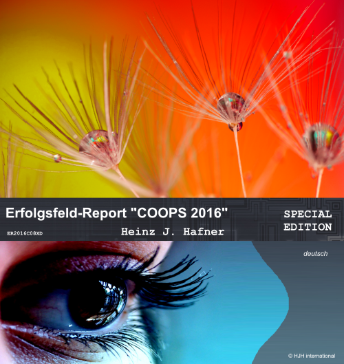 Erfolgsfeld-Report COOPS 2016 special edition deutsch